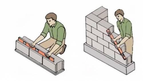 Hướng dẫn xây gạch nhẹ bằng hình ảnh thực tế