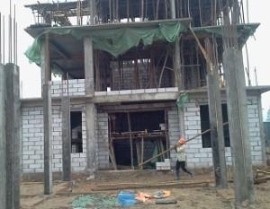 Xây dựng nhà dân
