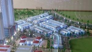 Dự án Khu đô thị chức năng Ao Sào